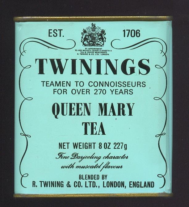 Tea Tin Collection Of Stano Breja